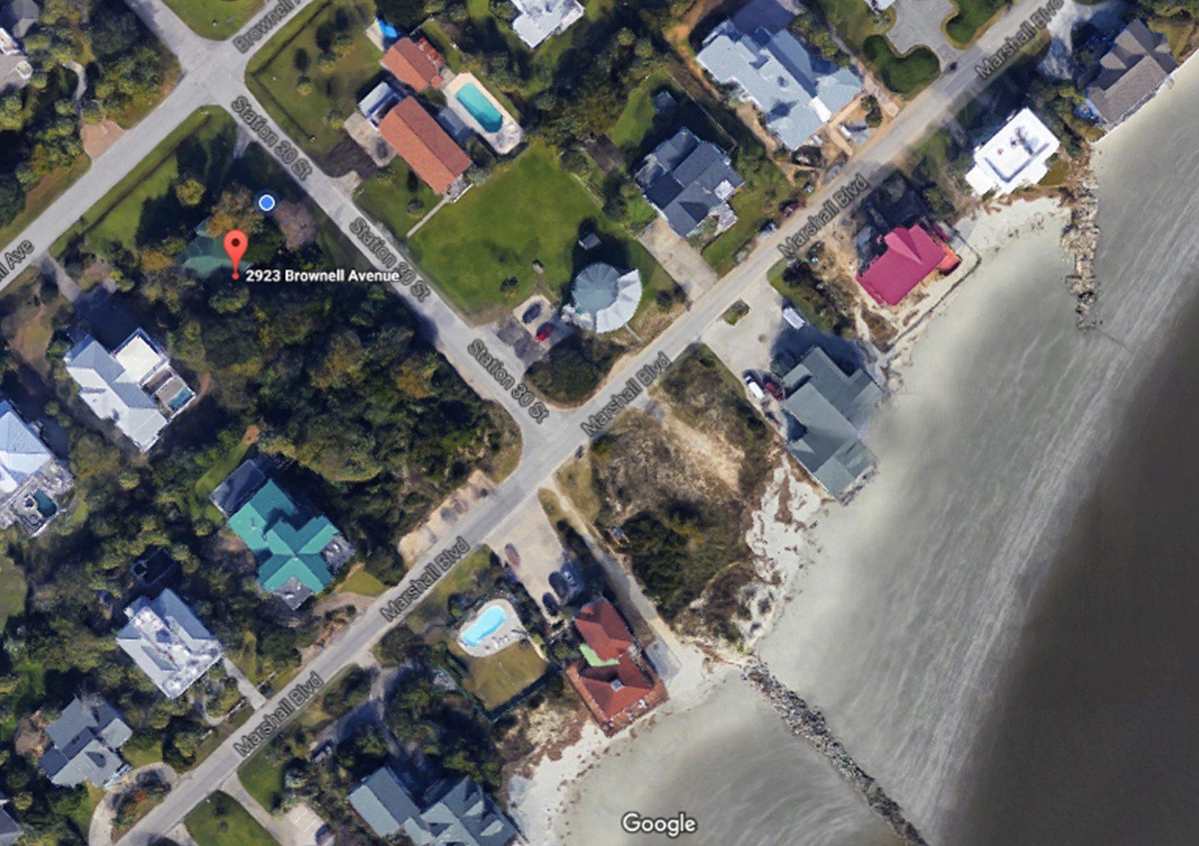 2923 Brownell Avenue, Sullivan's Island